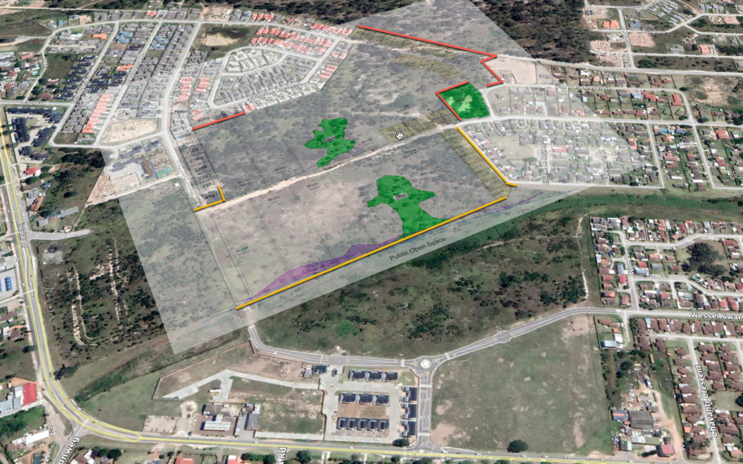 Capeco investing in security wall and fence around Pinelands neighbourhood